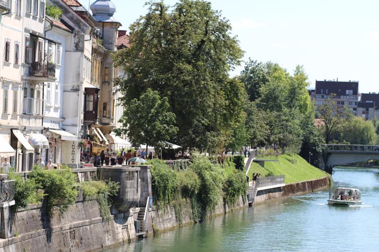 boat tour ljubljana