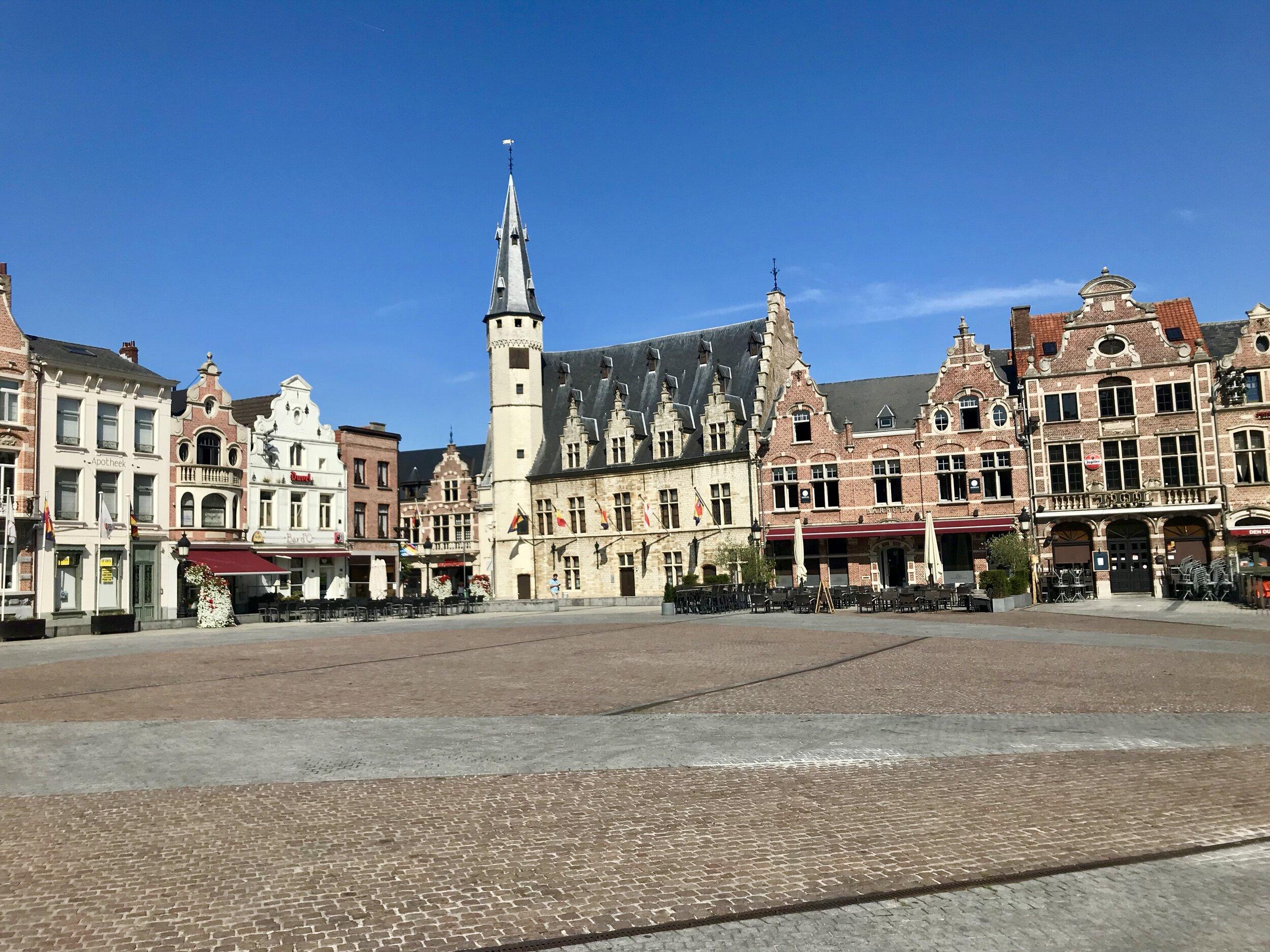 markt dendermonde