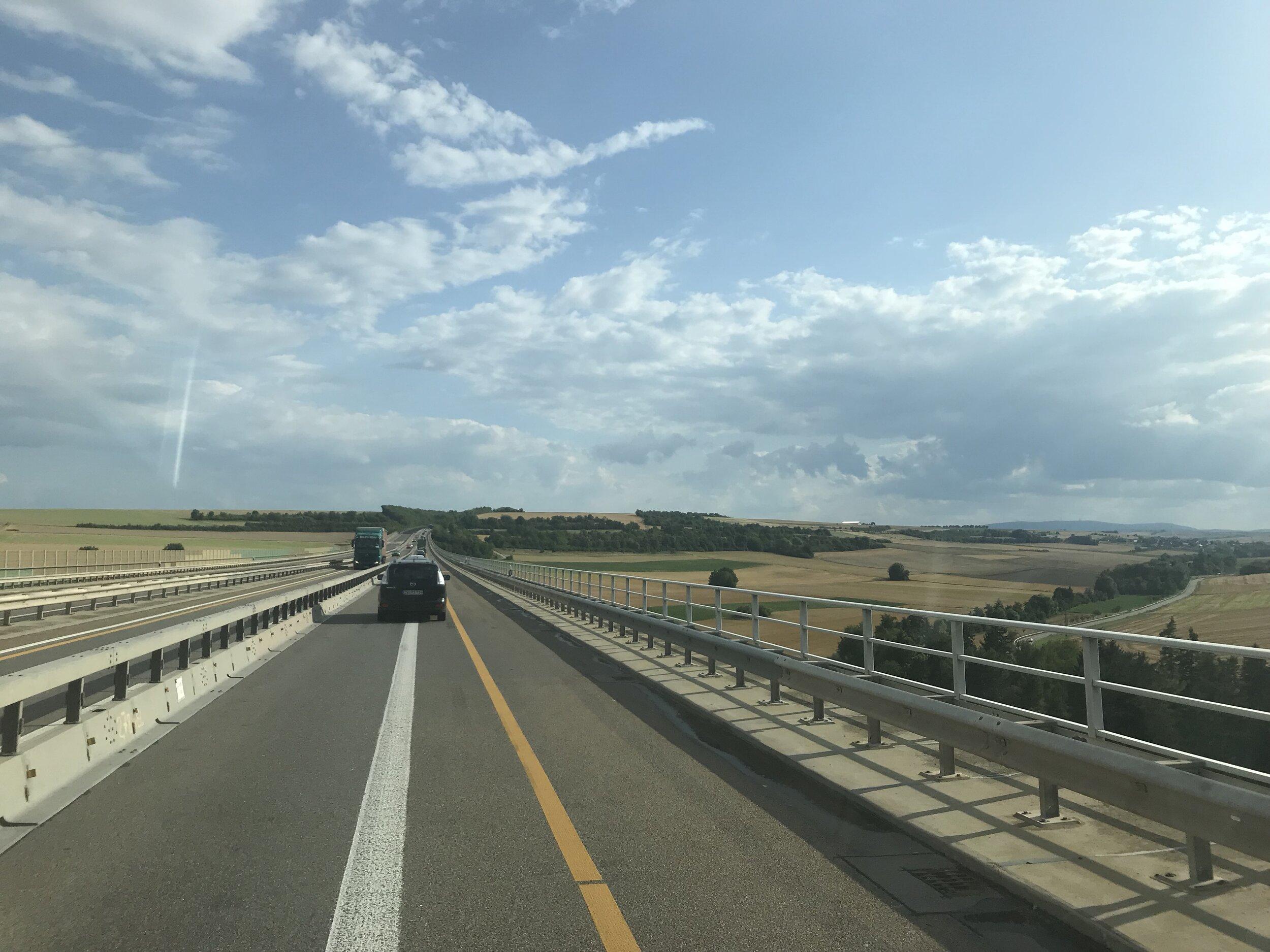 roadtrip europa