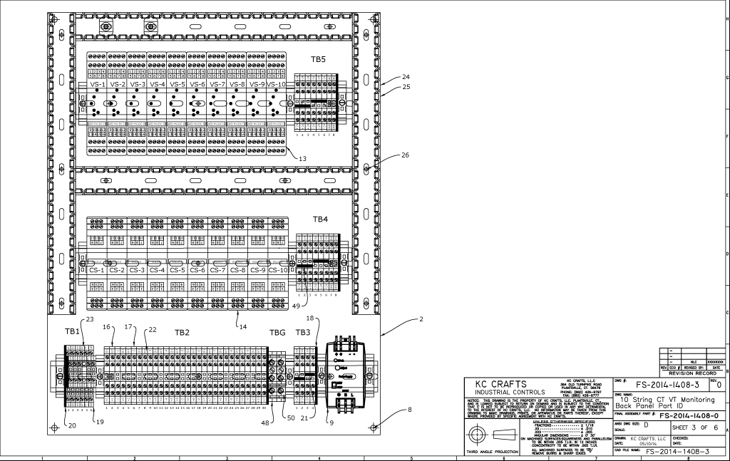 CAD Services Example 2