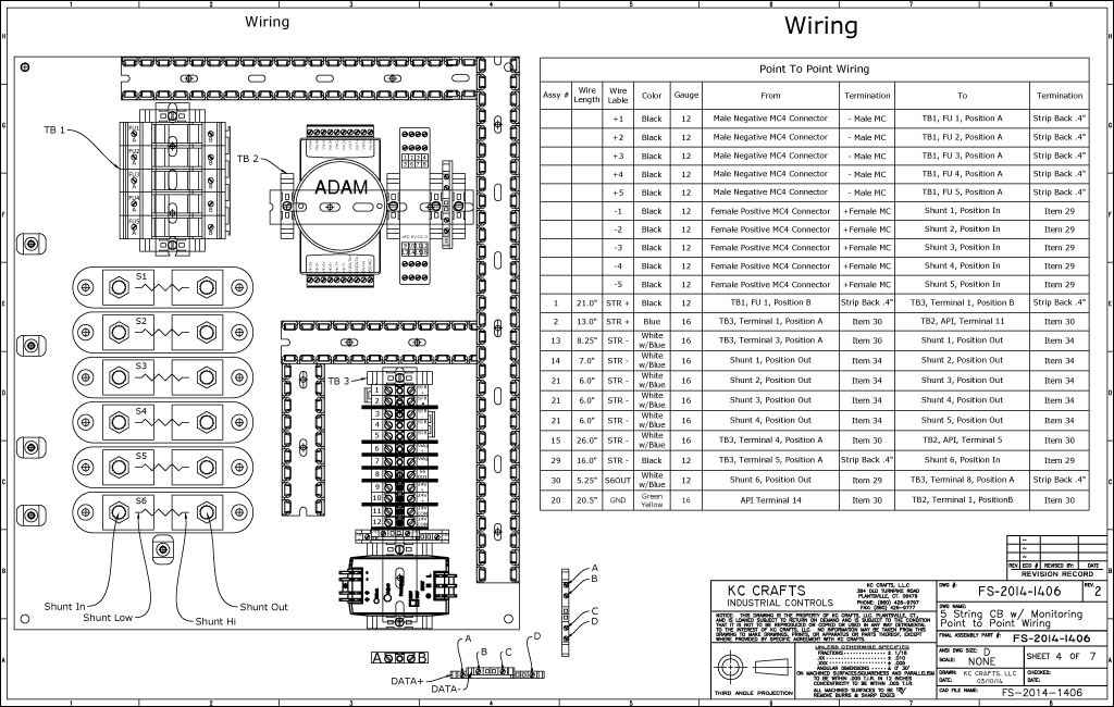 CAD Services Example