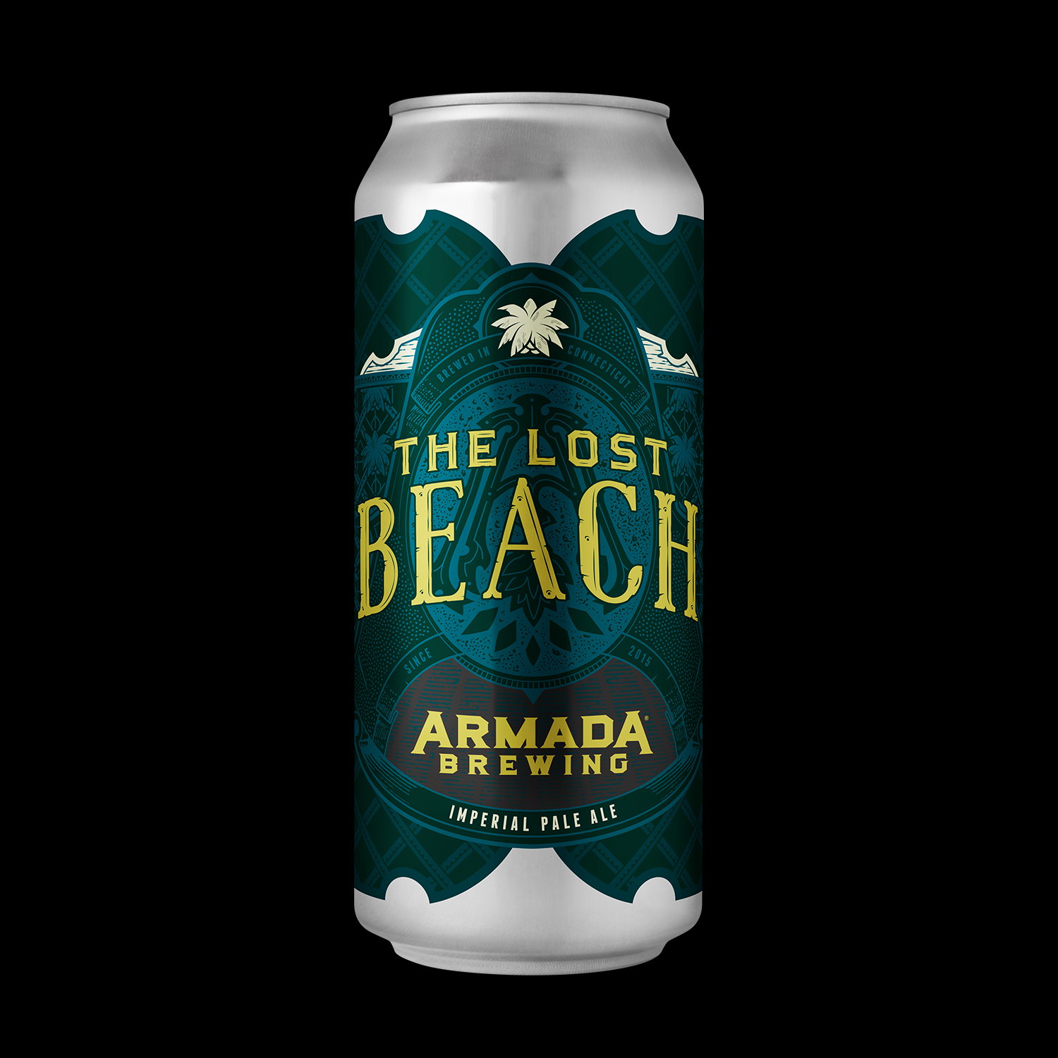 The Lost Beach IPA Can Release 9/28/18 @1pm $16/4-pack