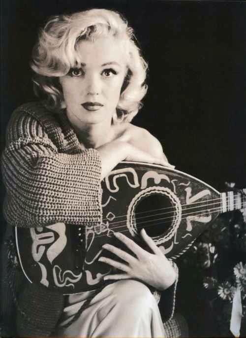 Marilyn Monroe shot by Milton Greene