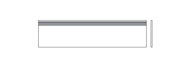 12 x 48 TVG/HV STAIR TREAD