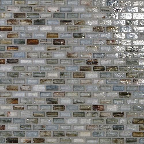 ½ x 1 Mini Brick