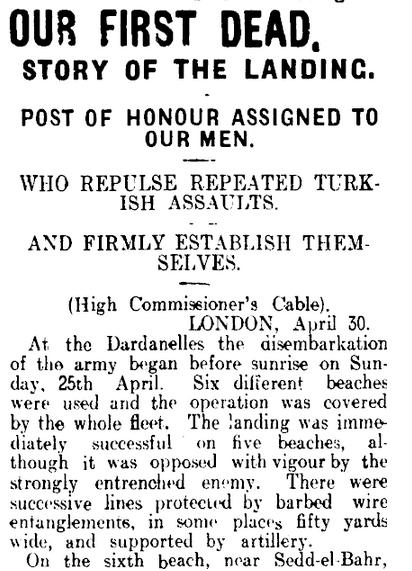 Manawatu Standard, 3 May 1915, Page 5