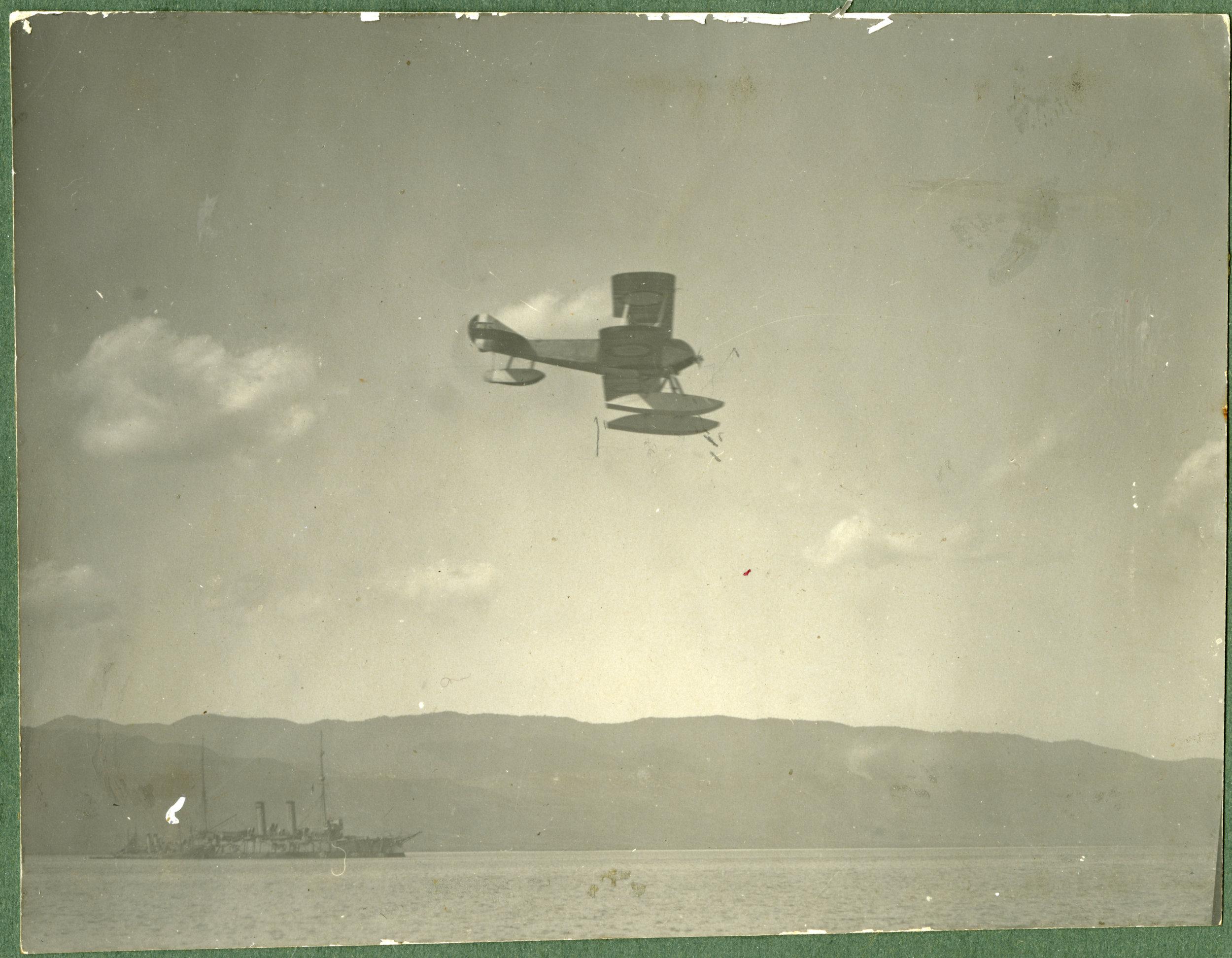 """""""Schneider seaplane"""""""
