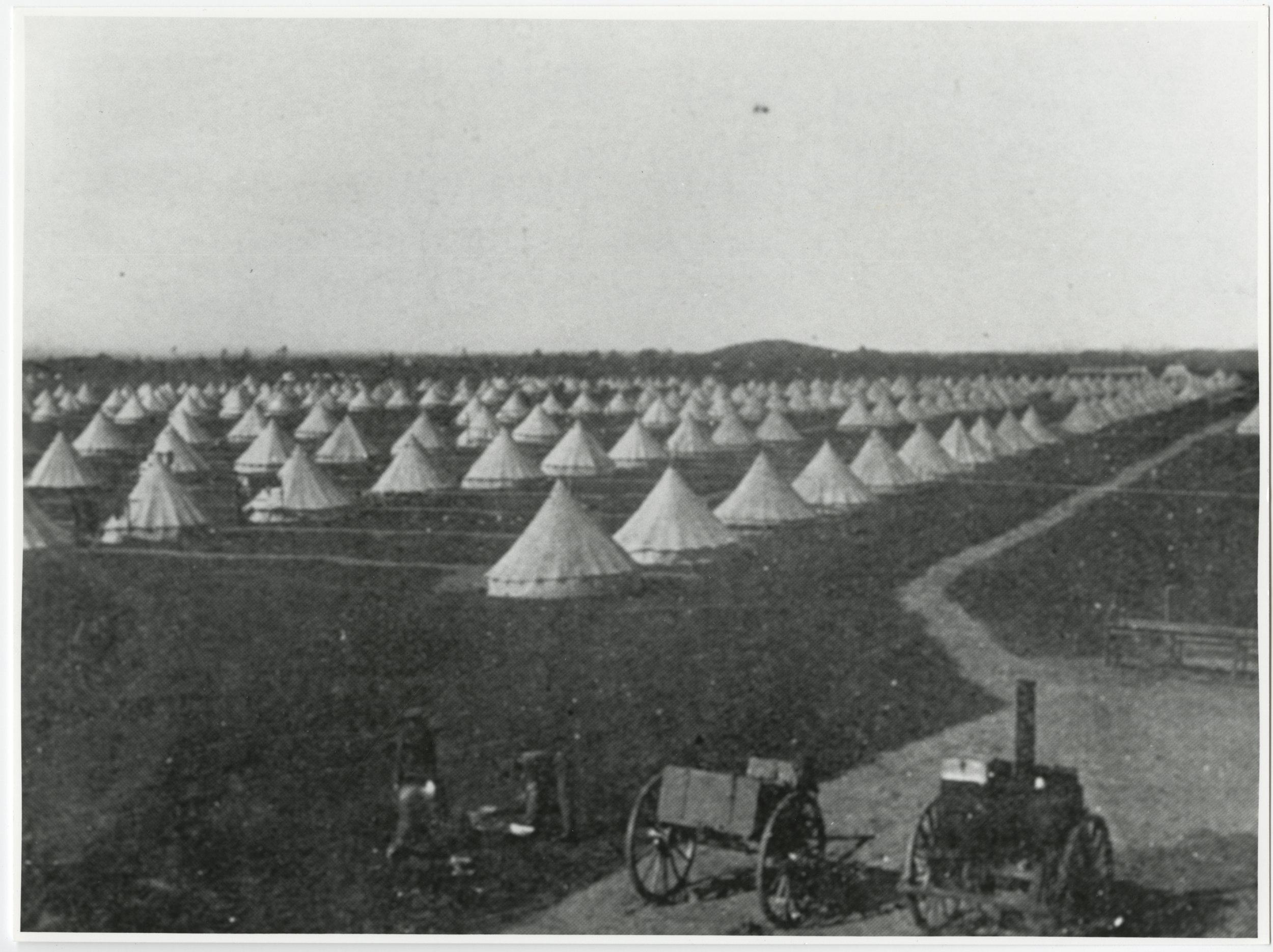 Rangiotu Camp Tents