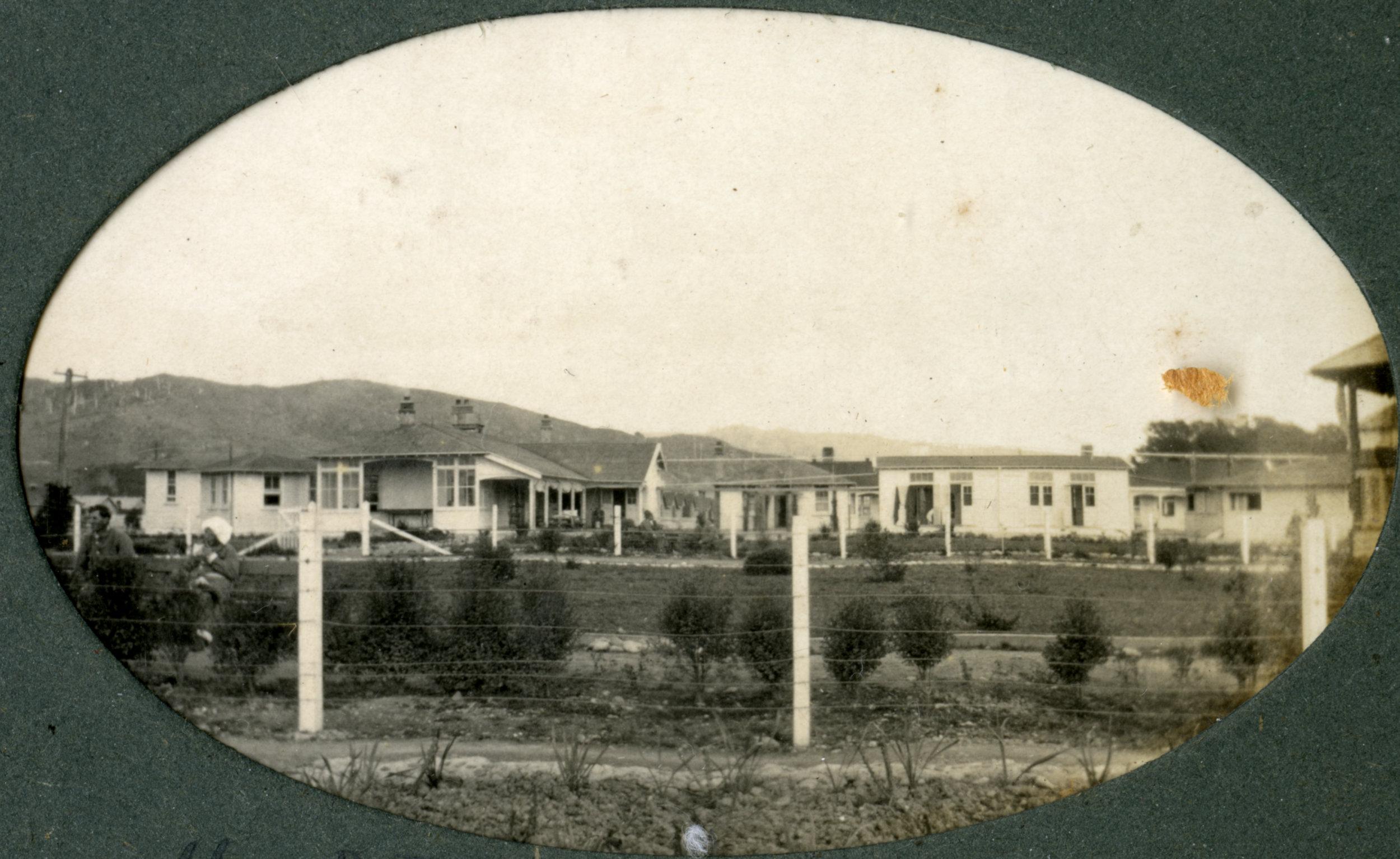 """Hospital buildings"""