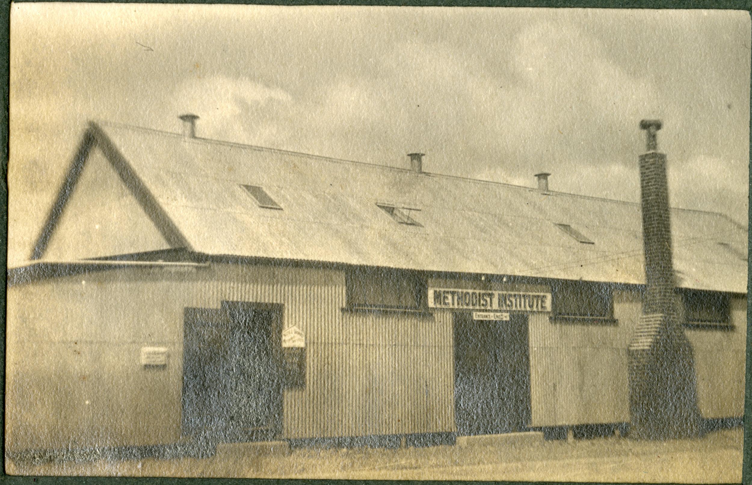 """""""Methodist Institute"""""""