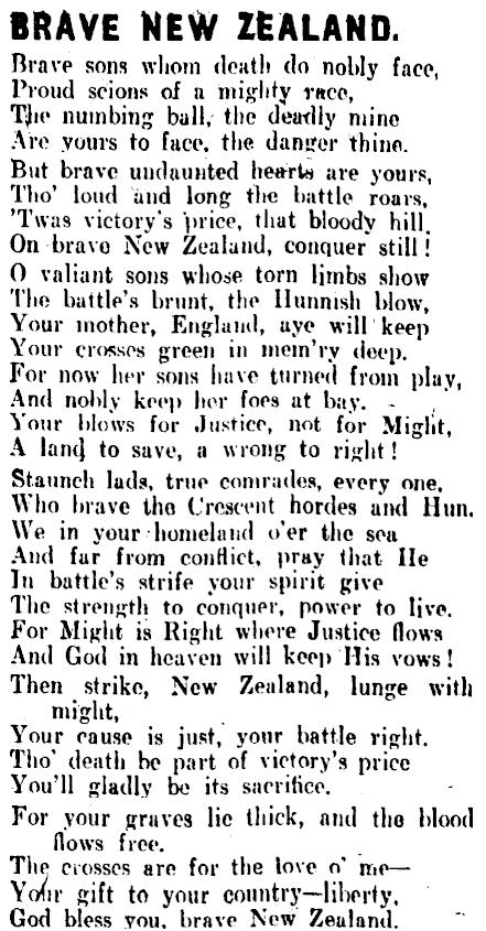 Manawatu Standard, Volume XLI, Issue 10145, 10 August 1915, Page 3.PNG