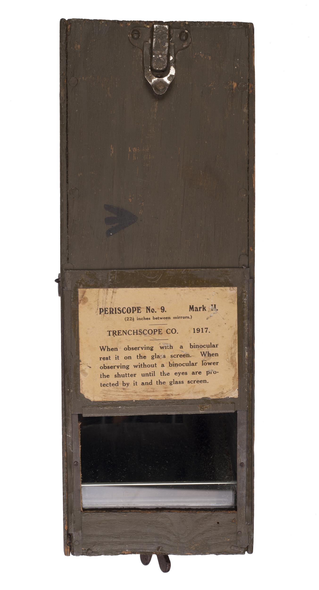 Periscope - Side A, closed