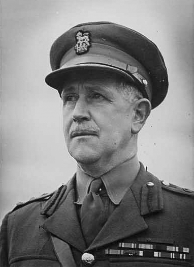 "Figure 7: Brigadier Leslie Andrew, circa 1950. Source: 22nd Battalion 2NZEF.  ""Brigadier Leslie Wilton Andrew VC "", URL:  http://22battalion.org.nz/people/andrew.php."