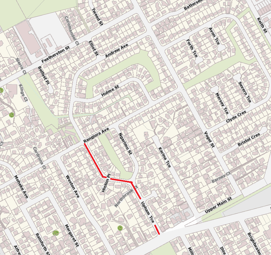 Upham Street Map.png