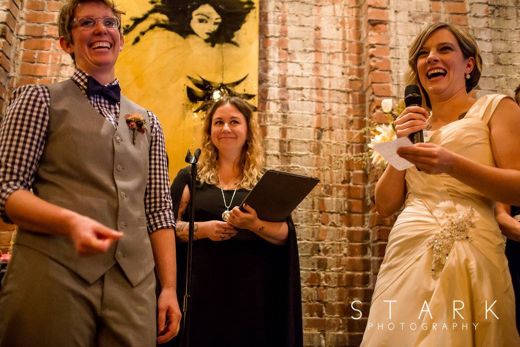 Sommer & Linda's spectacular wedding!