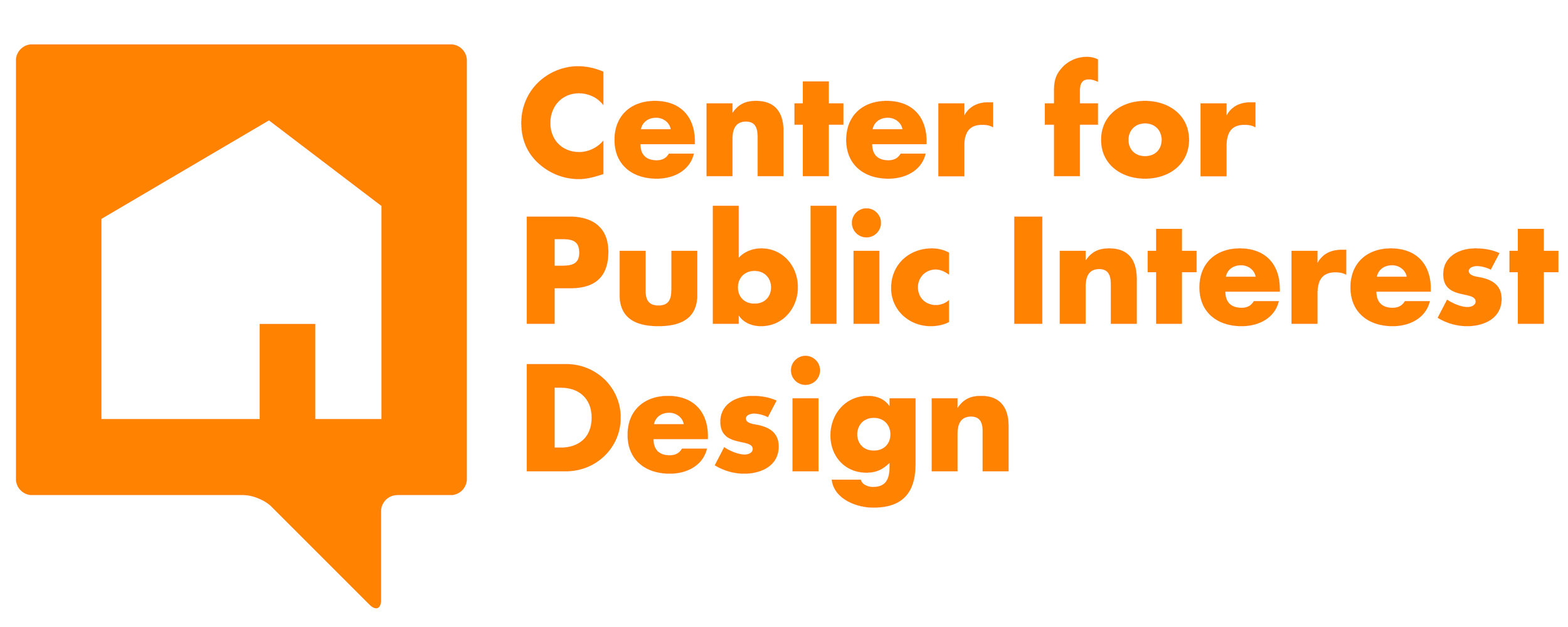 The Center for Public Interest Design is a partner of the project. Logo Above.