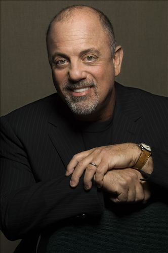 The Main Man himself, Billy Joel!