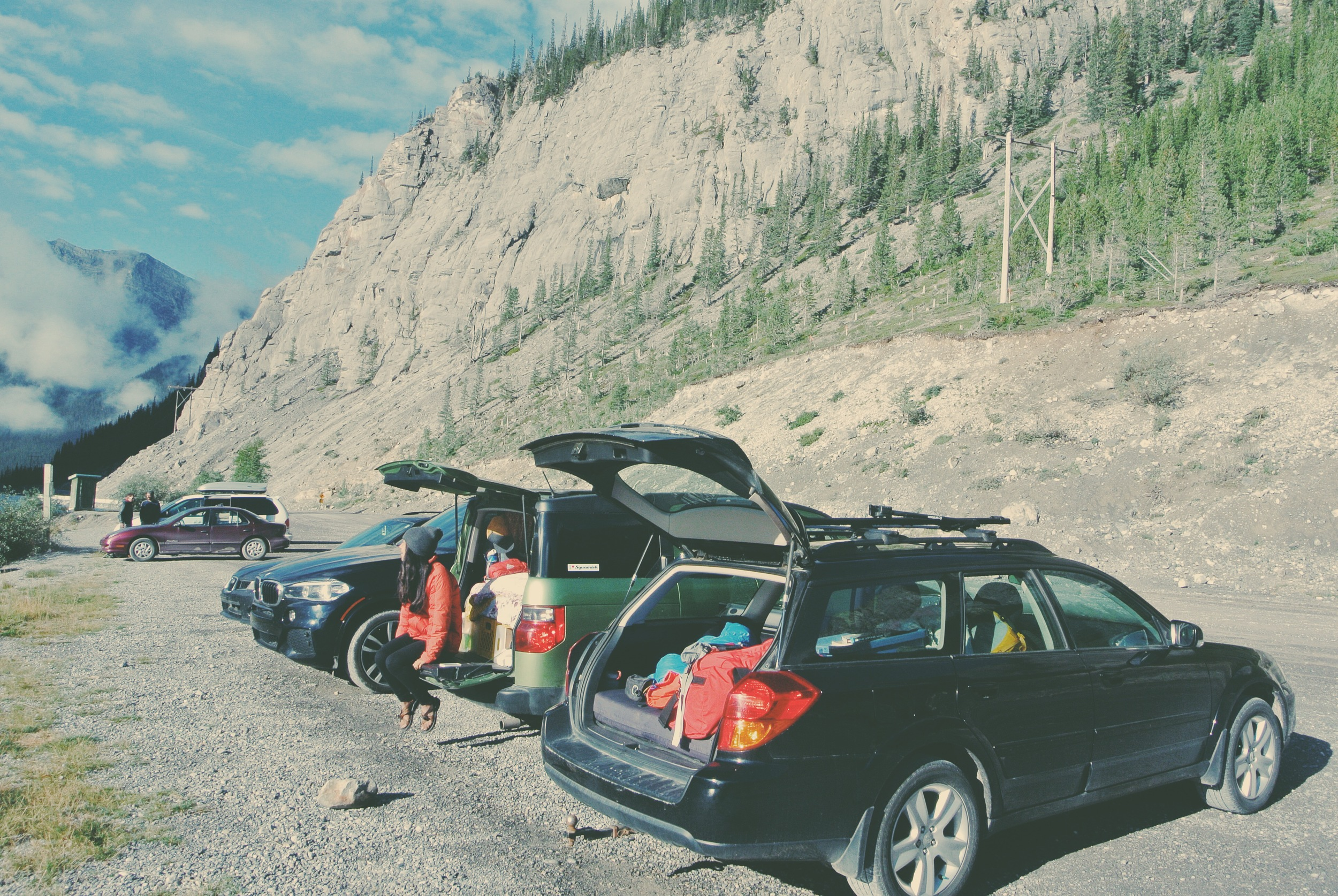 Our home for the 4 days in Canmore
