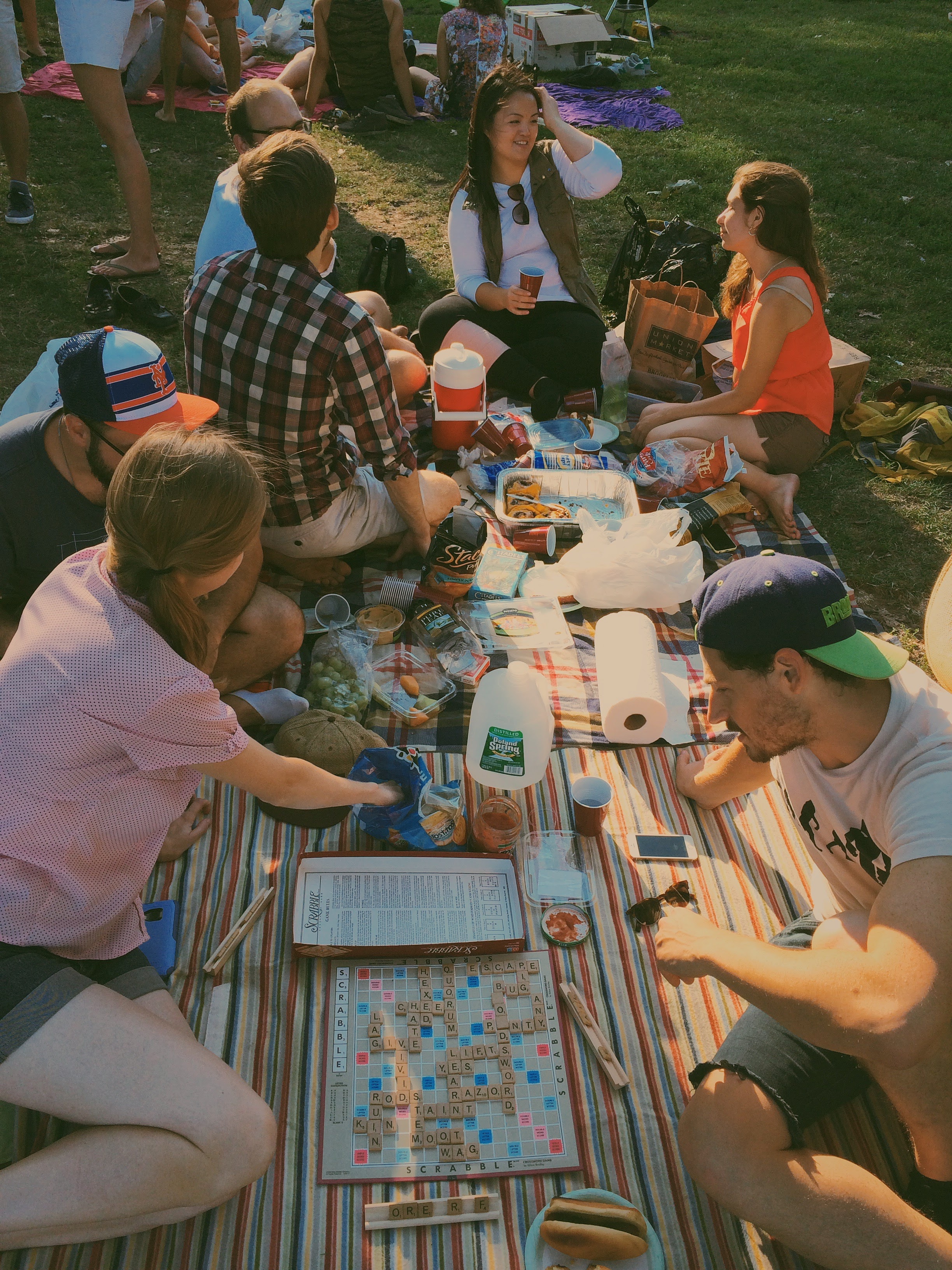 Scrabble is the BEST
