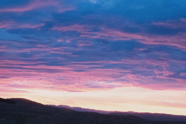 Sunrise pre-epic