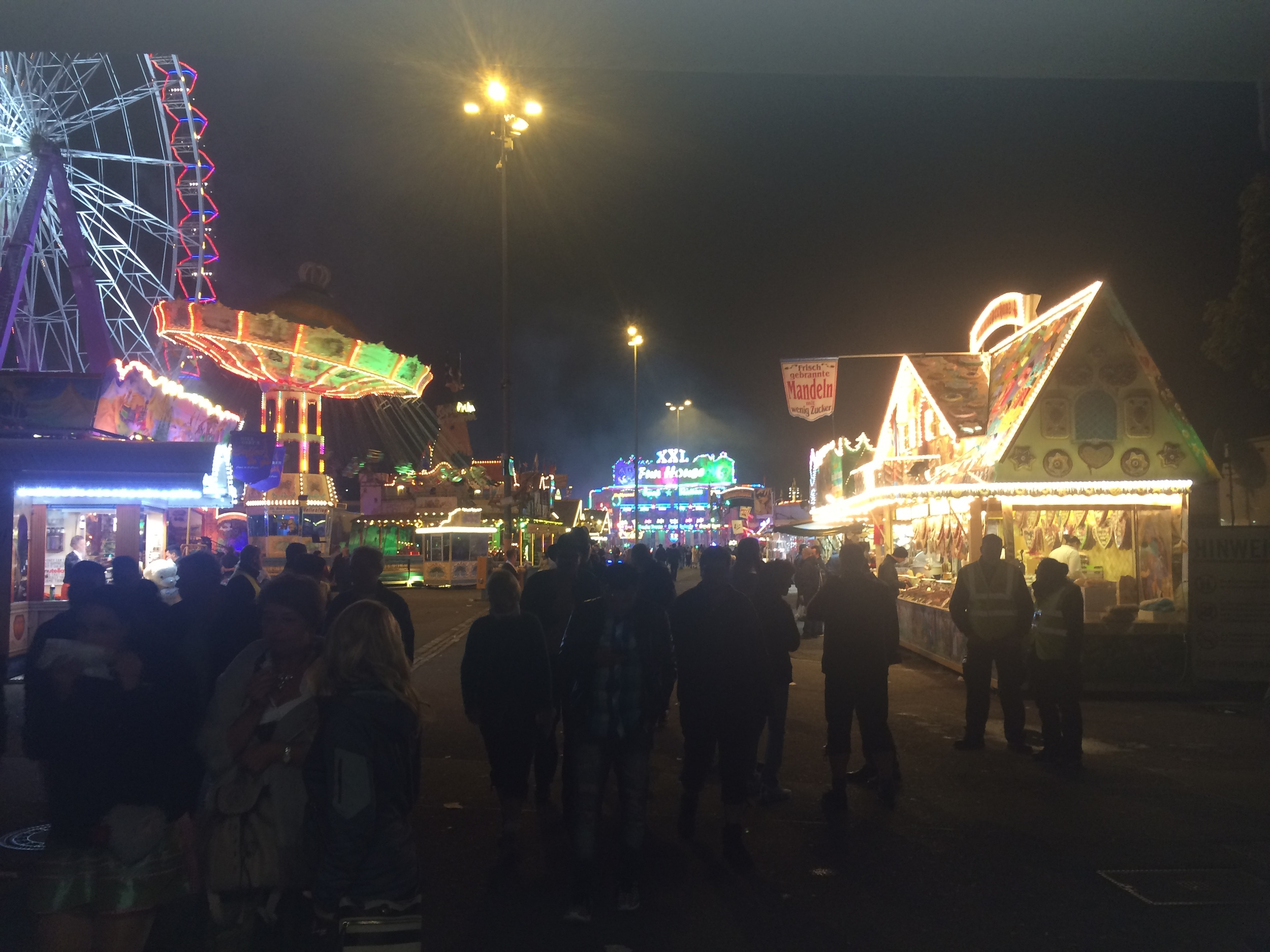 Stuttgart's Oktoberfest, Volksfest