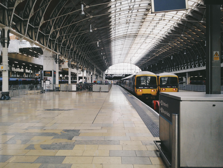 Paddington Station: