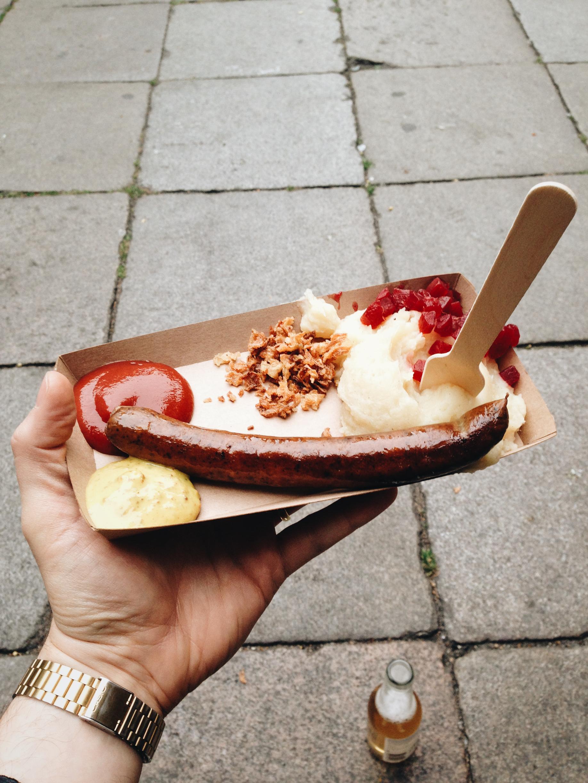 Street food: