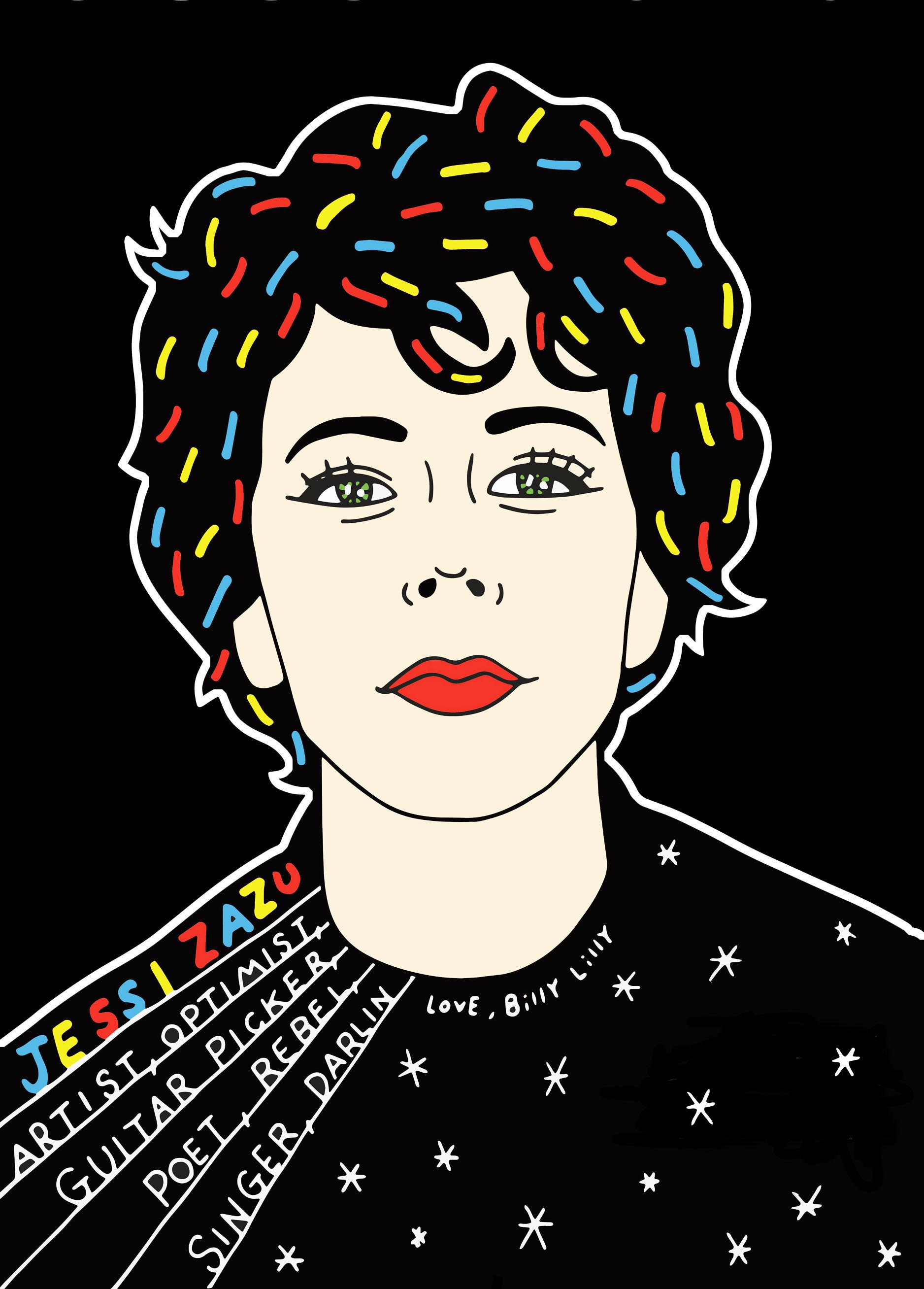 "JESSI ZAZU, INC. - DEVELOPMENT TEAM MEMBER(2017-present)""The mission of Jessi Zazu, Inc. is to honor and memorialize the legacy of Jessi Zazu by continuing her work in the arts & humanities, social justice, and women's health.""LEARN MORE"
