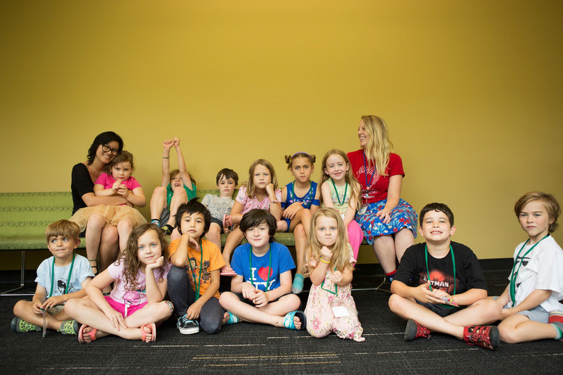 "READY TO ROCK - CO-DIRECTOR & TEACHING ARTIST 2018""Youth Empowerment Through Arts & Humanities' Ready to Rock Camp for youth ages 5-10."" LEARN MORE"
