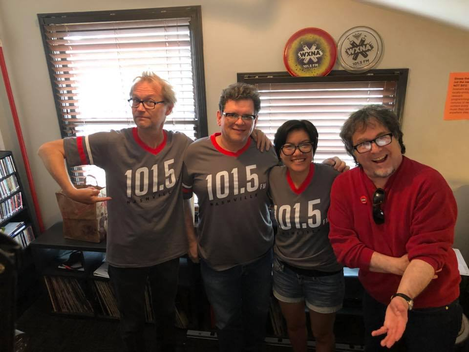 "WXNA 101.5 FM - RADIO HOST & PSA COORDINATOR (2015-2018)""WXNA is here to produce unusual and eclectic cultural programming that reflects Nashville's rich history and cultural diversity."" LEARN MORE"