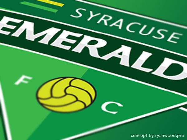 Syracuse Emeralds FC Logo