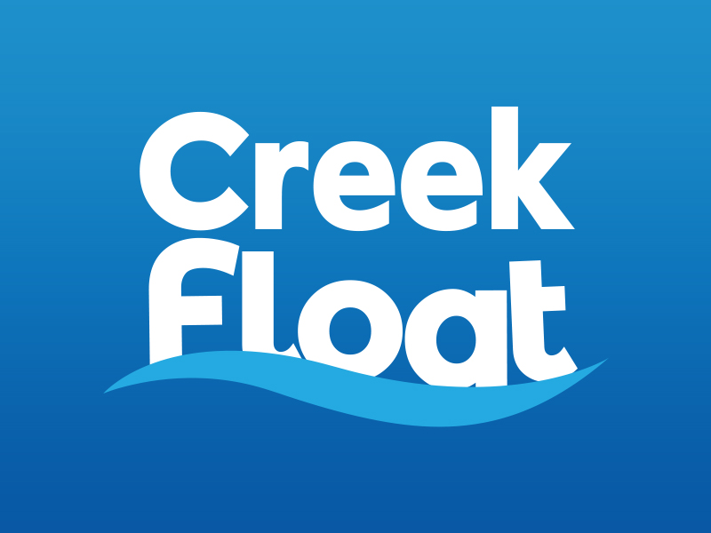Creek Float Logo