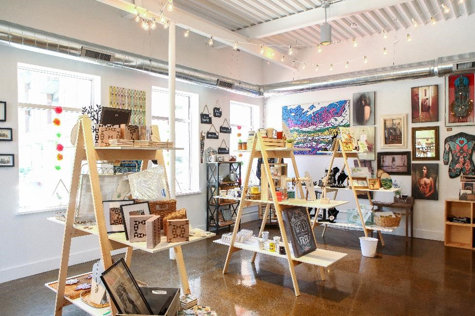 Central New York venues create flourishing spaces for local artisans - Kira Maddox,