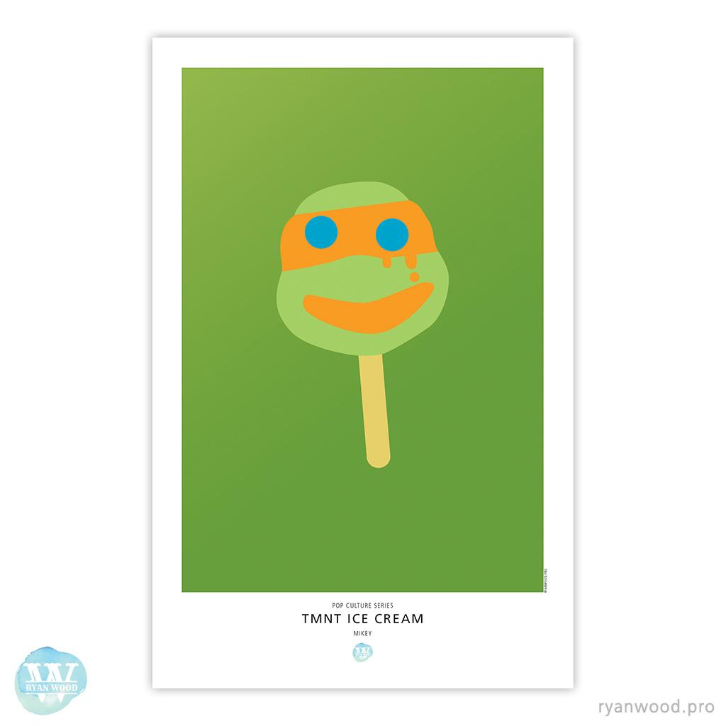 TMNT Ice Cream