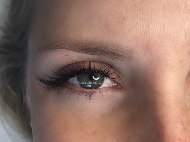 Classic Lash extensions B Curl 9-14mm .20 thickness