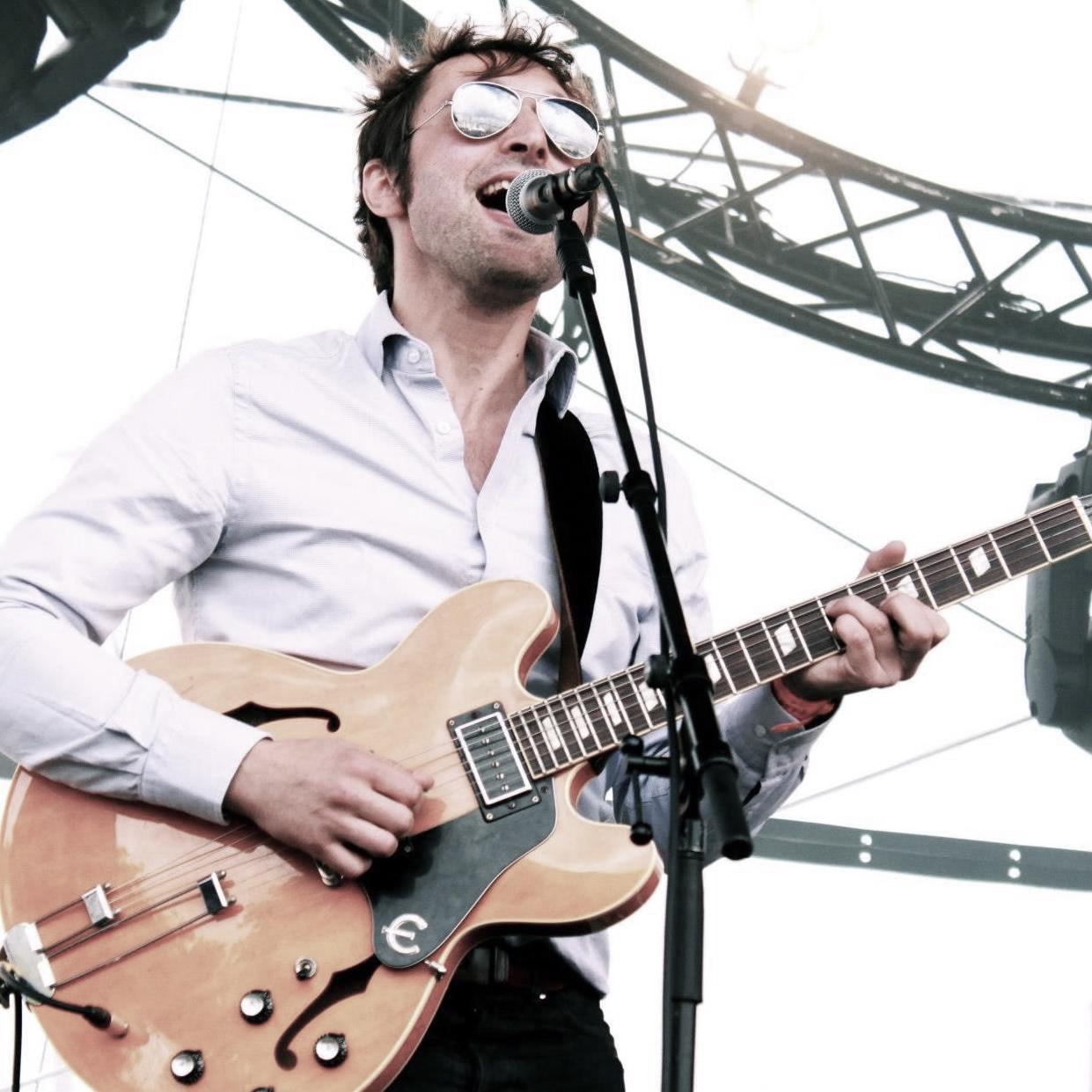 Fabien Peuch  Guitare