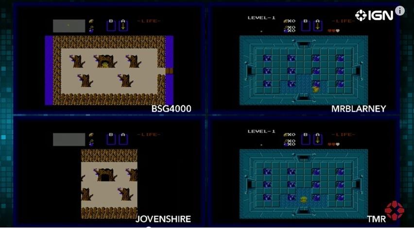 Legend of Zelda elimination
