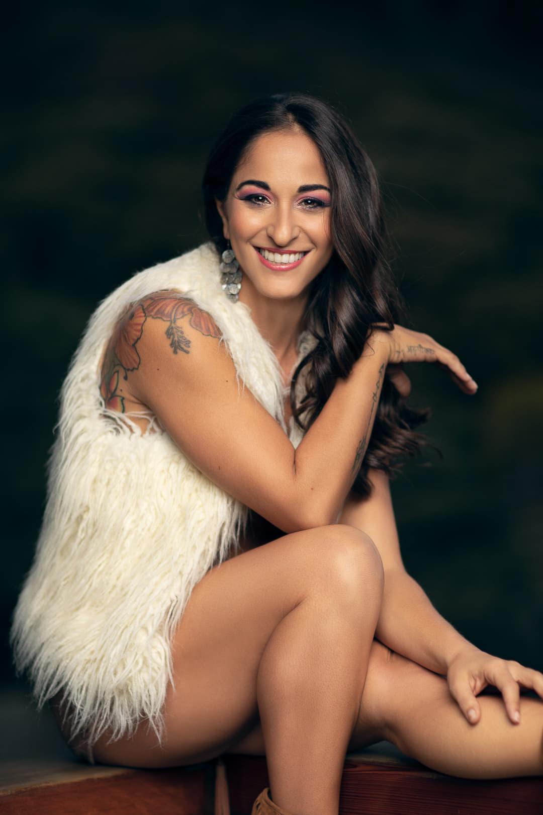 Ashley Sissenwein: Master Program student  - Study Beauty, Fashion, Bridal, New Media and Theater Makeup  - Study Character & SFX Makeup  - Study Hair Designing