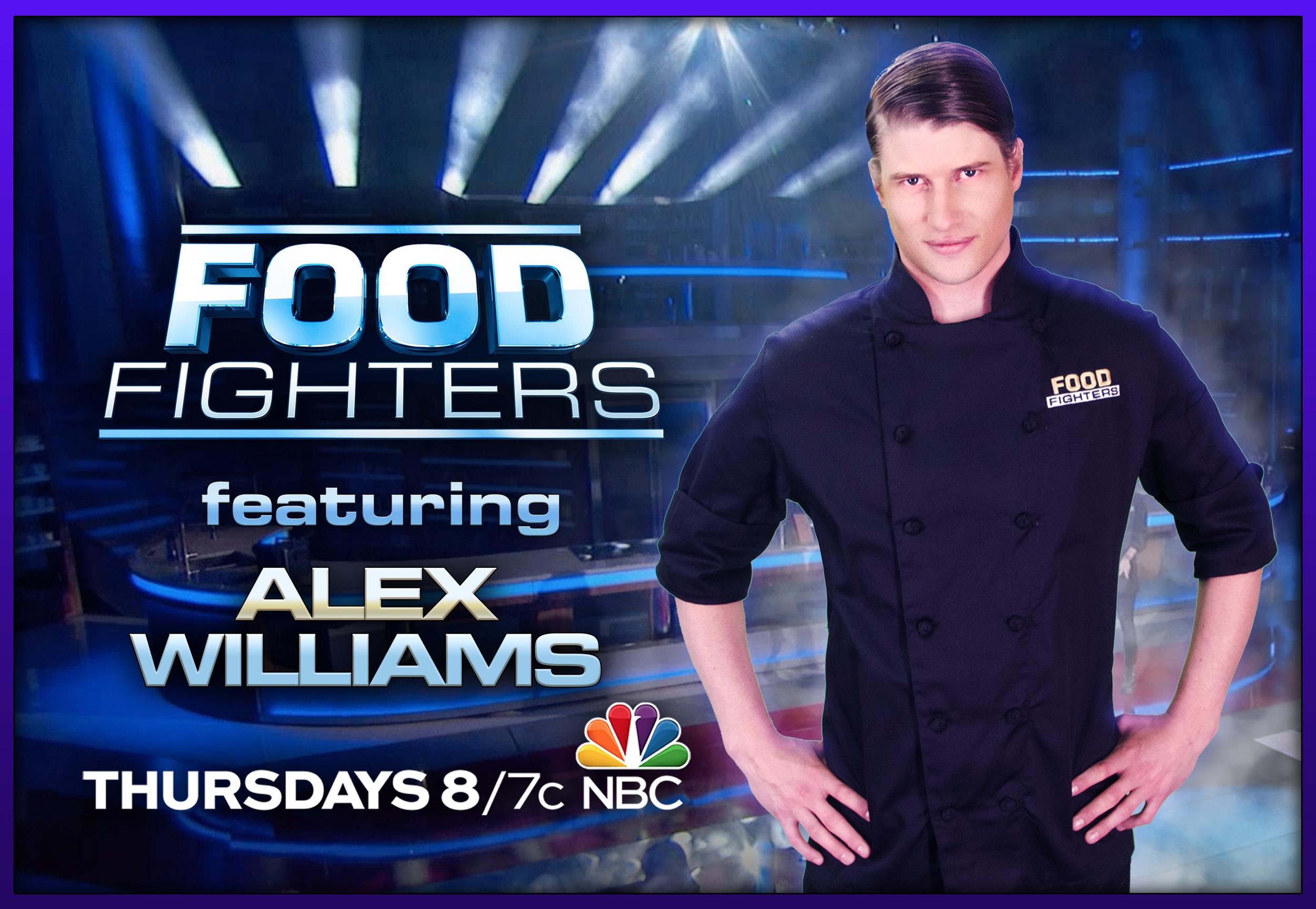 FOOD FIGHTERS SEASON 2: Air Date 8.20.15