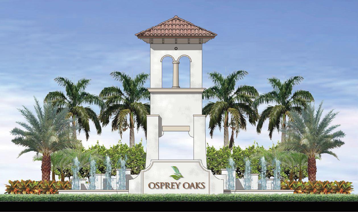 Osprey Oaks Development