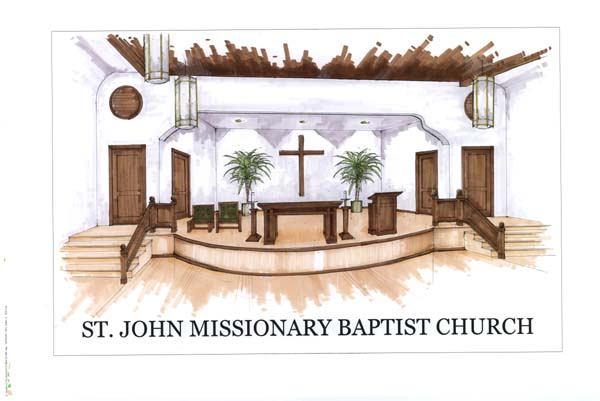 St. John Missionary Baptist Church
