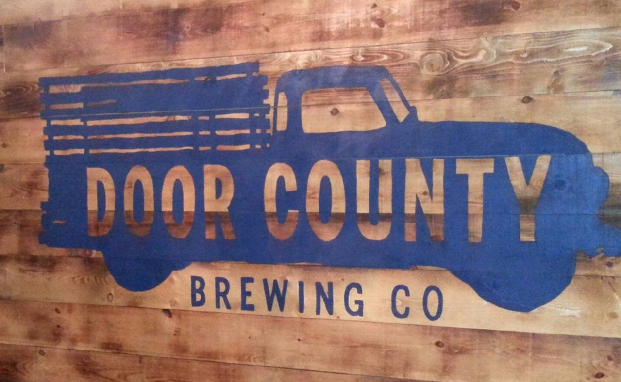Door County Brewing Company // photo credit: Door County Brewing Company