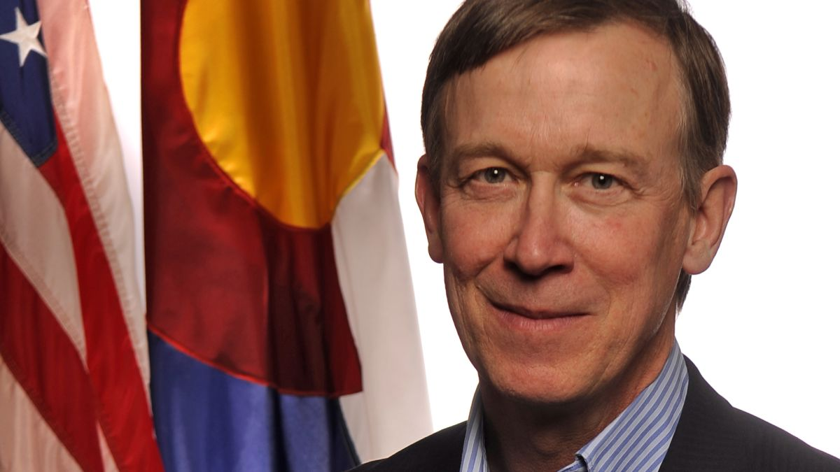 John Hickenlooper (D) - John Hickenlooper served as the Mayor of Denver, CO from 2003 to 2011. He has server as Governor of Colorado since 2011.