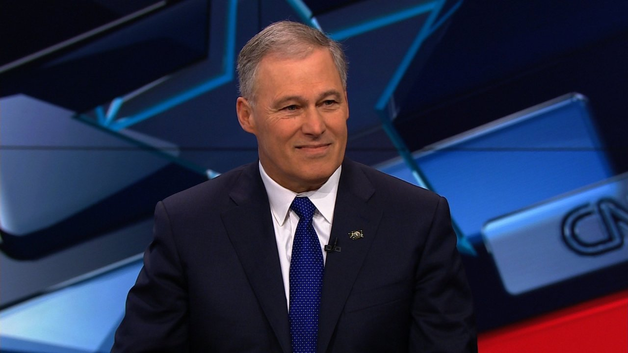 Jay Inslee (D) - Jay Inslee served as a United States House Representative of WA-04 from 1993 to 1995, then of WA-01 from 1999-2012. He has served as Governor of Washington since 2013.