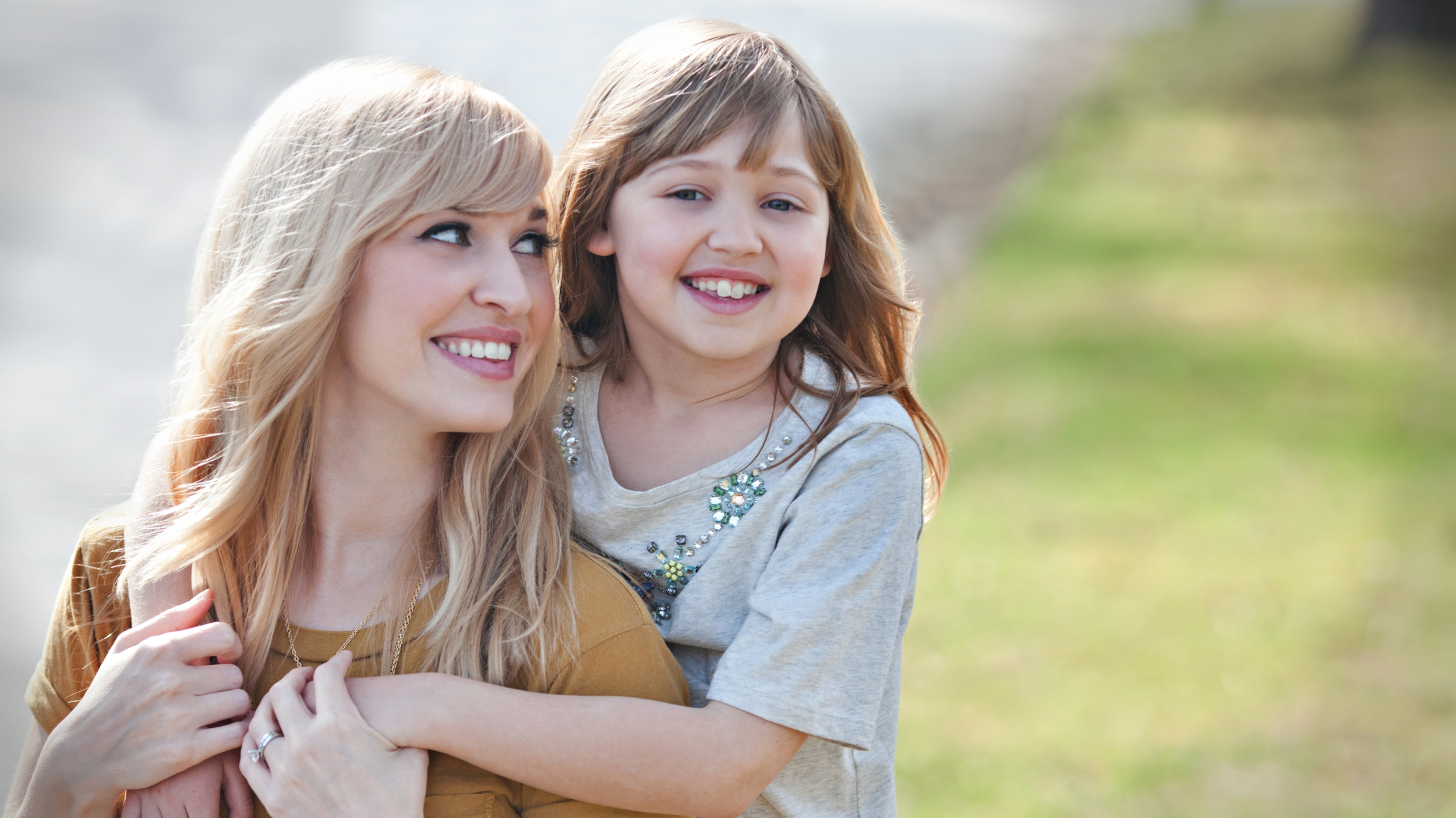 stacy Kinzler and her daughter, Mabry, have had a truly remarkable journey
