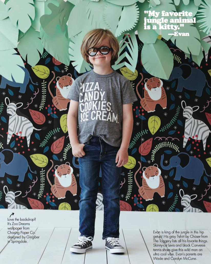 Savvy Summer Kid Fashion