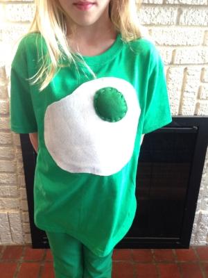 Green Eggs and Ham T-Shirt DIY