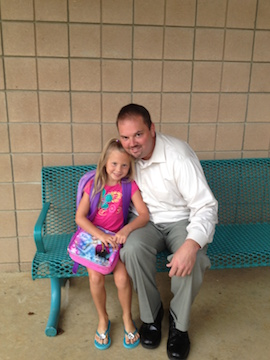 Jason Miller gives advice on co-parenting