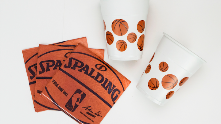 Sports themed party ideas!