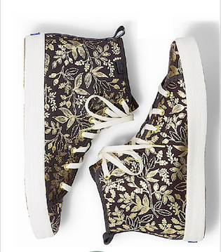 Rifle Paper fall sneakers